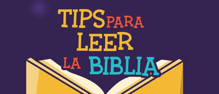 Tips Para Leer La Biblia